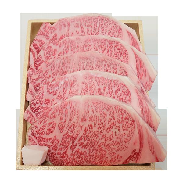 黒毛和牛サーロインステーキ 220g:5枚
