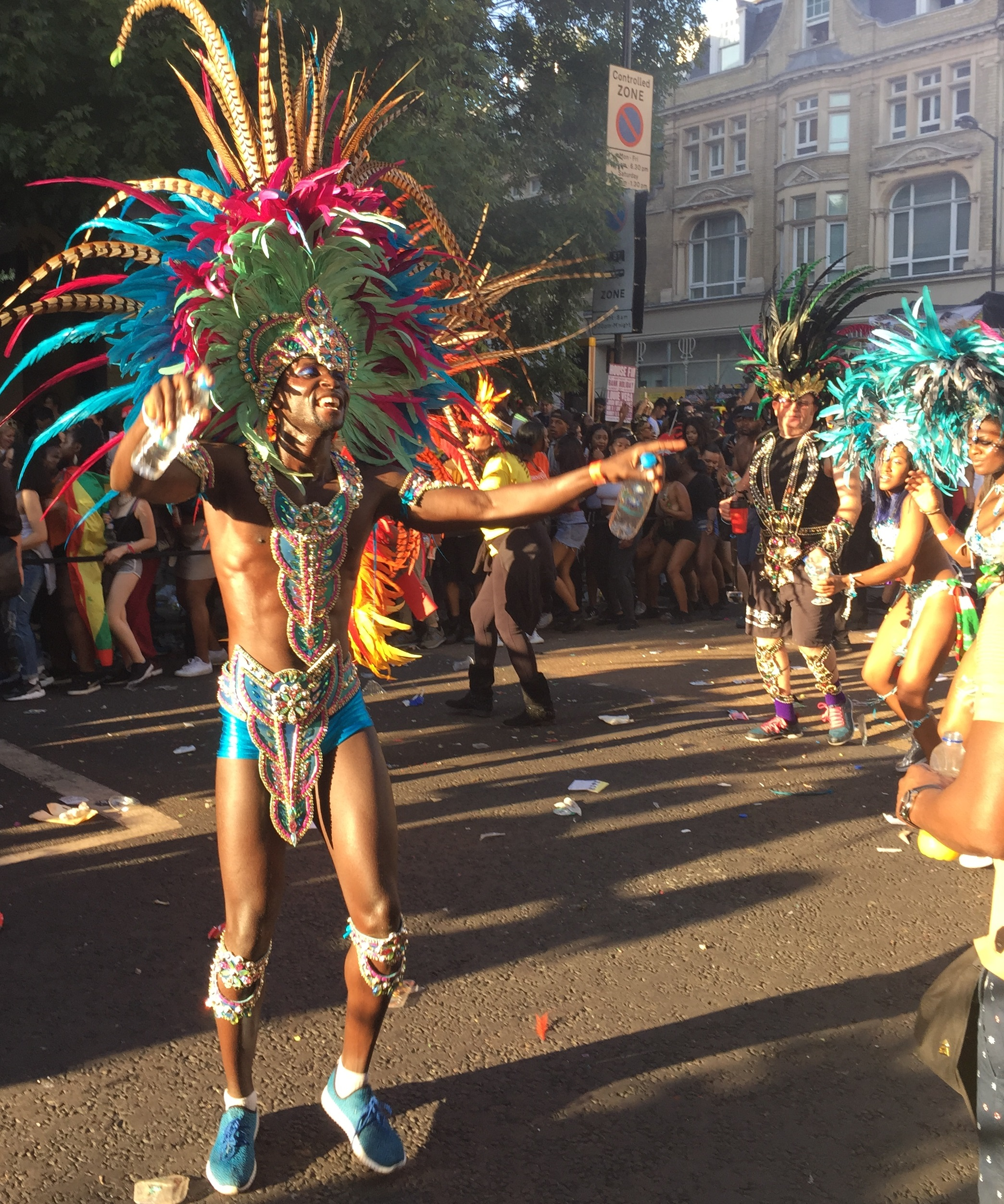 Notting Hill Carnival21