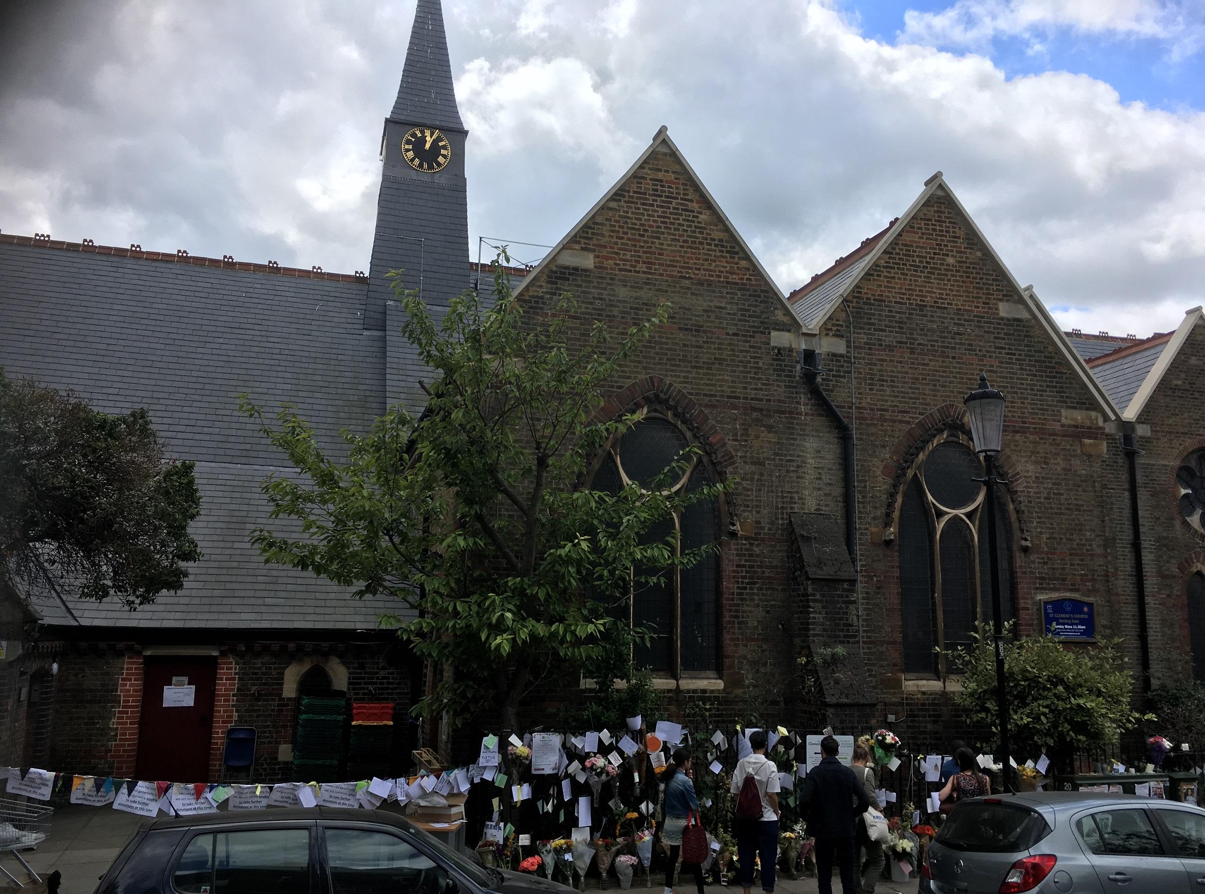 Grenfell Church