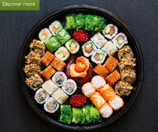 waitrose sushi