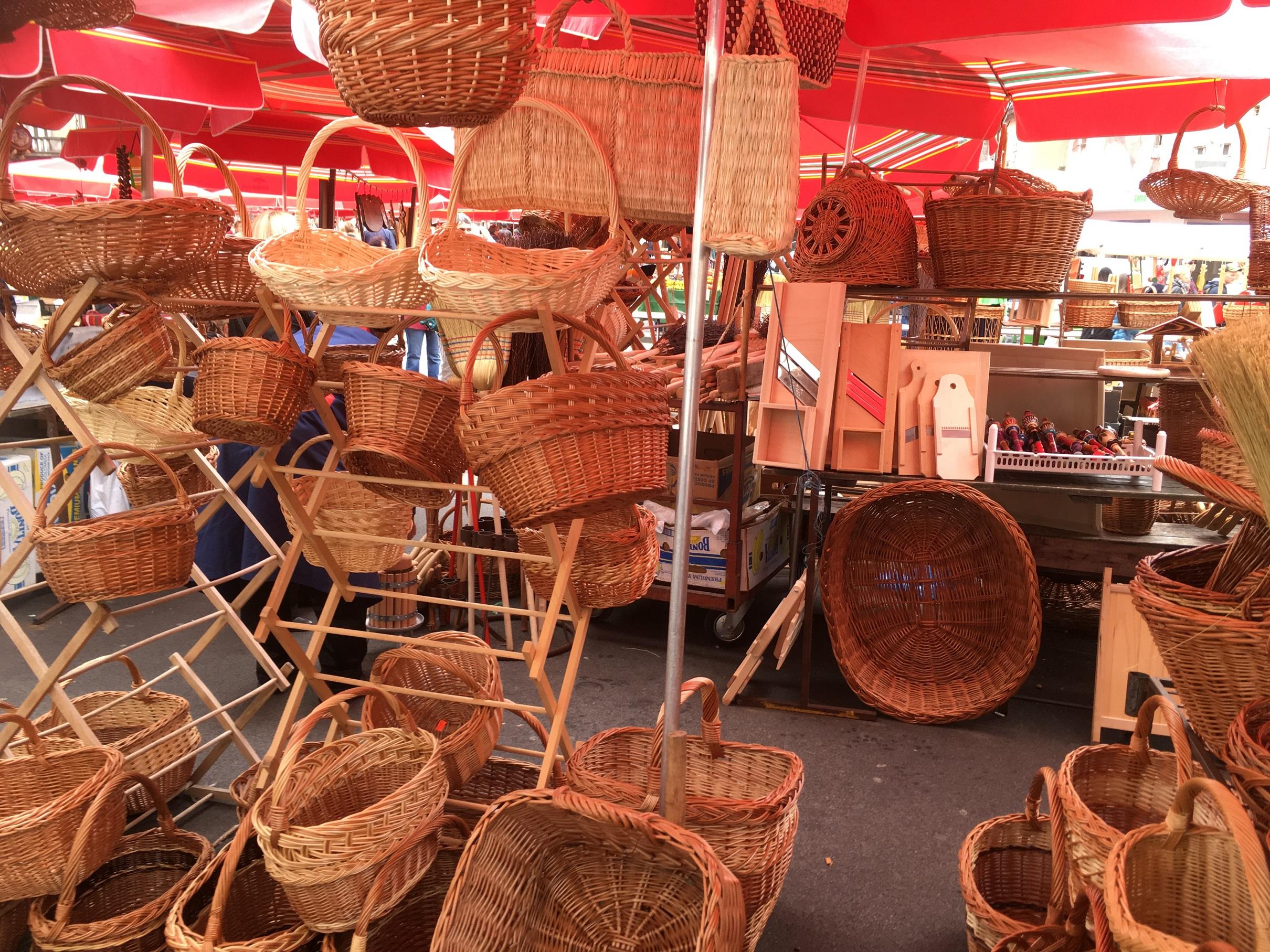 zagreb market basket