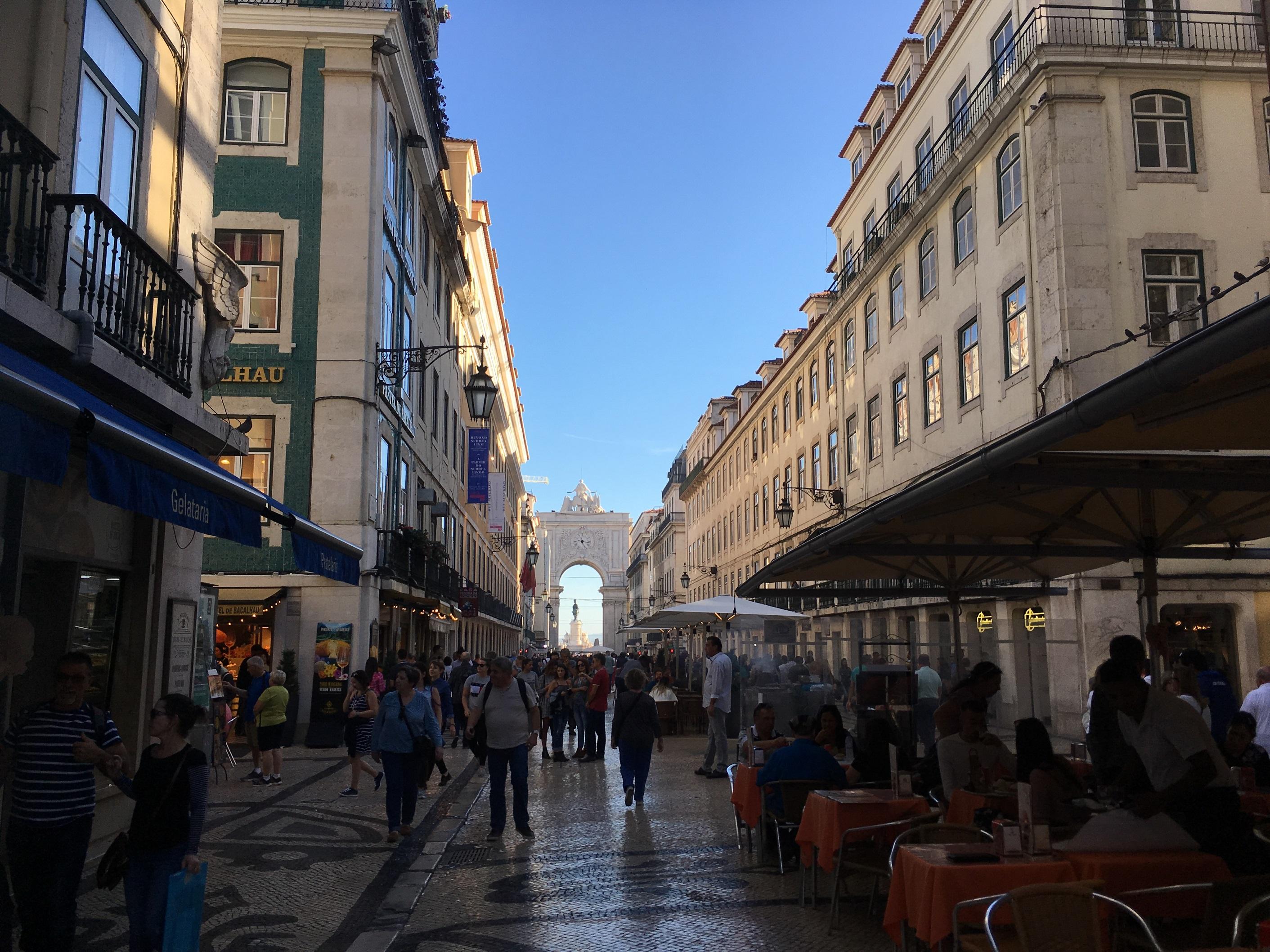 lisbon main road