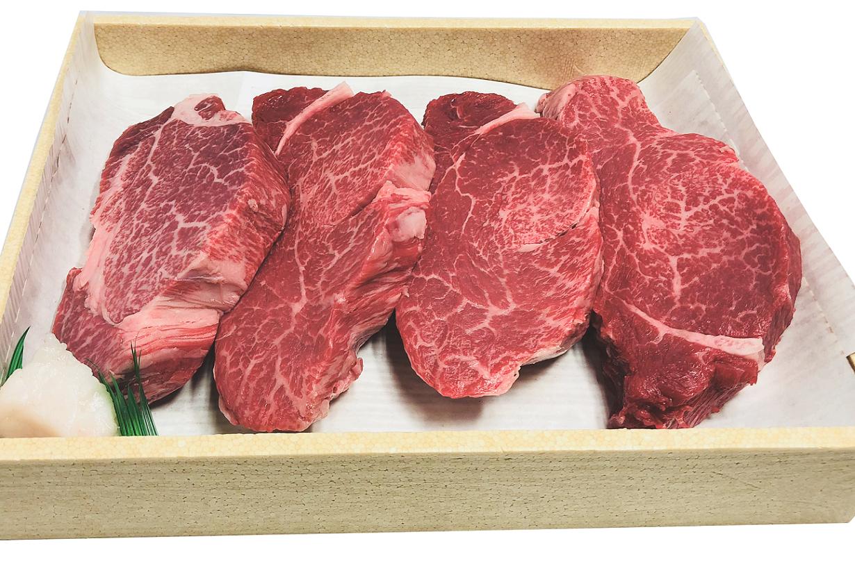 国産黒毛和牛ヒレステーキ 150g:5枚