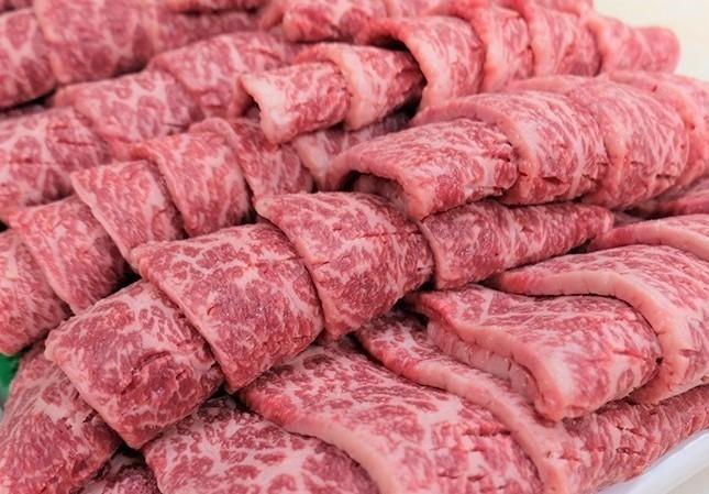 国産牛ヘルシーカルビ焼肉用